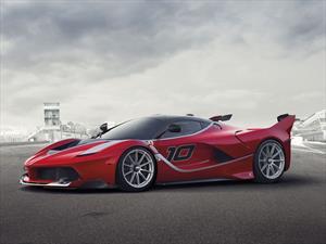 Ferrari FXX K, un súper auto con más de 1,000 hp