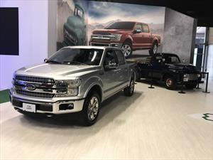Ford, líder mundial en comercialización de pickups