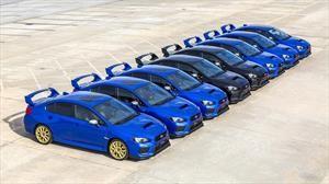 Subaru WRX STi se despide en España con una edición final de 8 unidades