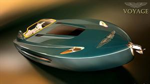 Un exclusivo yate con el estilo de Aston Martin