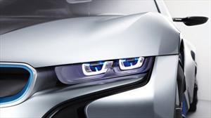 BMW se encuentra en desarrollo de tecnología de iluminación con luz láser