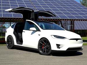 Tesla Model X por Novitec debuta