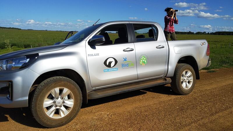 Toyota entregó una Hilux para la conservación en el Noreste argentino