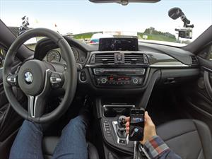 Con tu BMW puedes controlar las GoPro