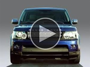 Así es cómo ha evolucionado la Land Rover Range Rover