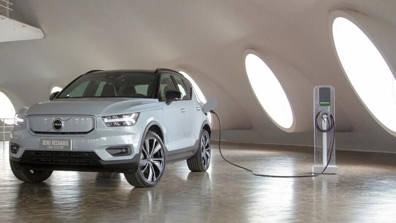 Inicia preventa en Colombia del Volvo XC40 Recharge
