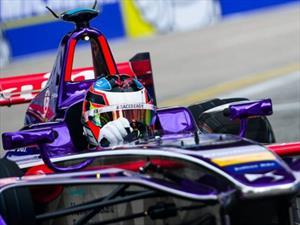 Fórmula E: Debut sin suerte para Pechito