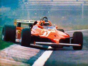 F1: Gilles Villeneuve, el idolo que jamás logró un título