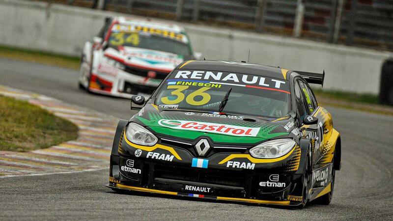 Súper TC2000 2021: Renault volvió a ganar de la mano de Damián Fineschi