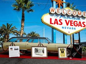 Cadillac Sedan DeVille Station Wagon 1972 de Elvis Presley a subasta