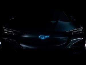 Video: Ford anticipa al Mustang Híbrido con un misterioso teaser