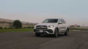Mercedes-Benz GLE 2019 a prueba, festín tecnológico