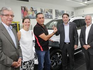RENAULT-Sofasa entregó la primera Renault Alaskan en el mundo