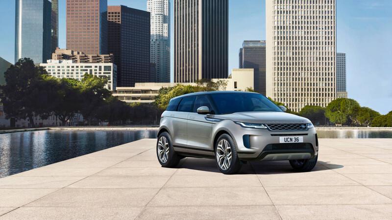 El Range Rover Evoque 2021, suma un 3 cilindros y versión Plug-In Hybrid