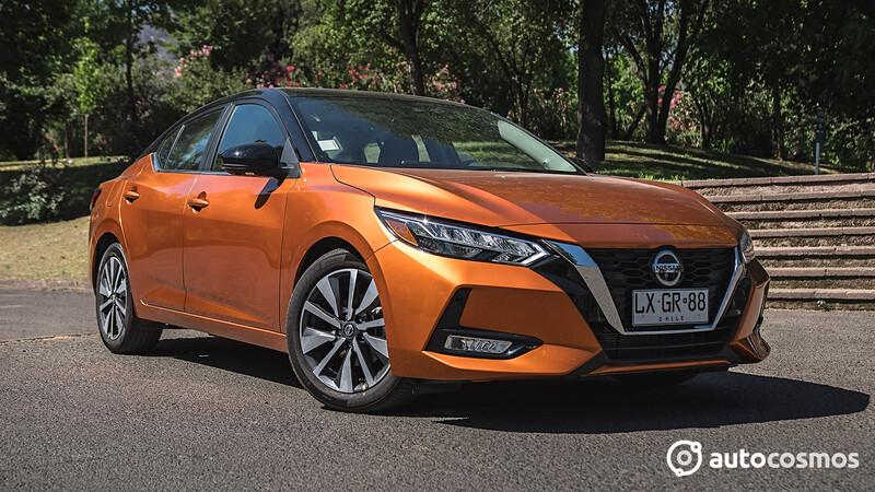 Test Drive Nissan Sentra 2021, otra cosa
