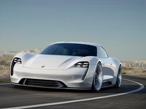Porsche Mission E será modelo de producción