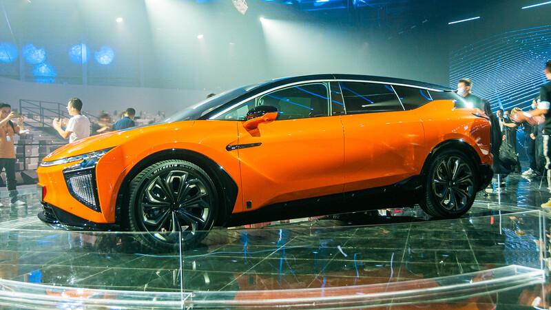 Human Horizons HiPhi X, un vistazo hacia el lujoso y eléctrico futuro de la industria automotriz