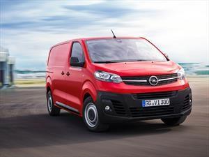 Opel Vivaro 2019, un nuevo furgón