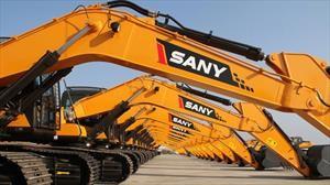 Kaufmann se mete de lleno en el mercado de maquinarias con SANY