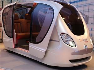 Habitantes de Singapur utilizan estos vehículos autónomos