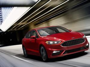 Video: El nuevo Ford Mondeo Sport V6 es el mejor auto contra los baches
