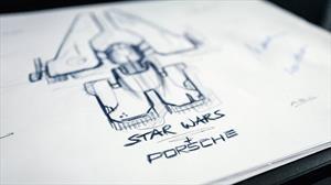 Lucasfilm se asocia con Porsche para diseñar la nave espacial de la próxima película de Star Wars
