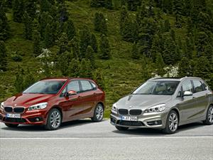 BMW Serie 2 Active Tourer llega a Colombia