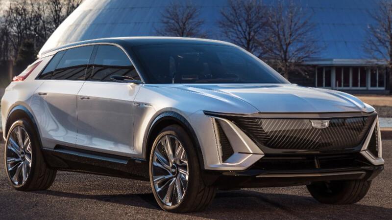 Cadillac da luz verde a la producción del LYRIQ 2023, emplea una nueva arquitectura eléctrica