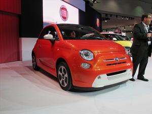 FIAT 500e, el Cinquecento eléctrico en el Salón de Los Ángeles