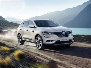 Renault suma versión de tracción simple a la gama de Koleos