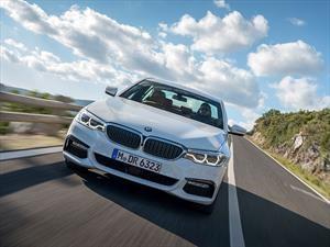 BMW Serie 5 2017: primer contacto en Lisboa