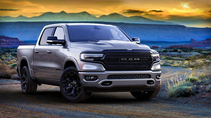 Ram 1500 y Heavy Duty 2021 obtienen el paquete Night Edition