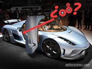 Así funciona el Koenigsegg Regera, el auto sin caja de cambios