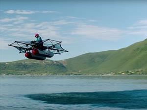 Video: Kitty Hawk Flyer, un anfibio volador