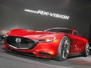 Mazda RX-Vision es el auto concepto más hermoso del año