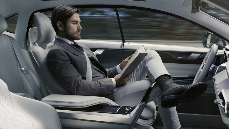 En 2035, solo el uno por ciento de los autos vendidos será totalmente autónomo