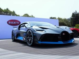 Bugatti Divo en Pebble Beach 2018