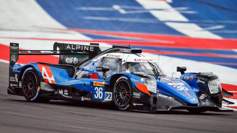WEC: Alpine estará en la LMP1 en 2021