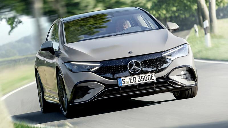Mercedes-Benz EQE: la perla electrificada de Stuttgart