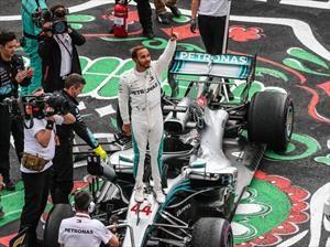 Lewis Hamilton, una mente de acero