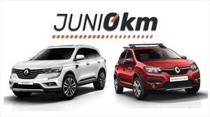 Junio 0Km: Las bonificaciones de Renault
