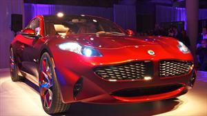 Fisker Atlantic Concept debuta en el Salón de Nueva York 2012