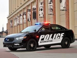 Ford Police Interceptor es el vehículo policial más rápido de EU