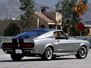 Subastan un Ford Mustang Eleanor