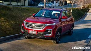 Chevrolet pone en venta la Captiva con caja automática