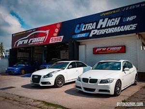 UHP y Prorace anuncian el primer Car Performance Center en Chile