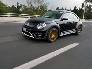 Volkswagen Beetle Dune 2018 a prueba