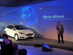 Ford mostró al renovado Focus y sus próximas tecnologías
