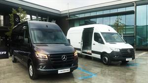 Mercedes-Benz Sprinter 2019 en Chile: precios, versiones y alternativas