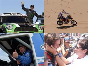 Dakar 2013, todos los ganadores